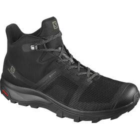 Salomon OUTline PRISM Mid GTX Sko Herrer, sort